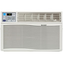 Energy Star 8,000 BTU 110-Volt Window-Mounted Air Conditioner with Rest Easy Remote Control