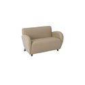 Eleganza Eco Leather Love Seat