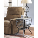 Antigo Chair Side End Table