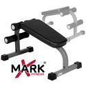 XMark  Mini Ab Decline Bench XM-4415