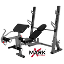 XMark International Olympic Weight Bench