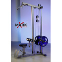 XMark Commercial Lat Pulldown and Low Row Cable Machine