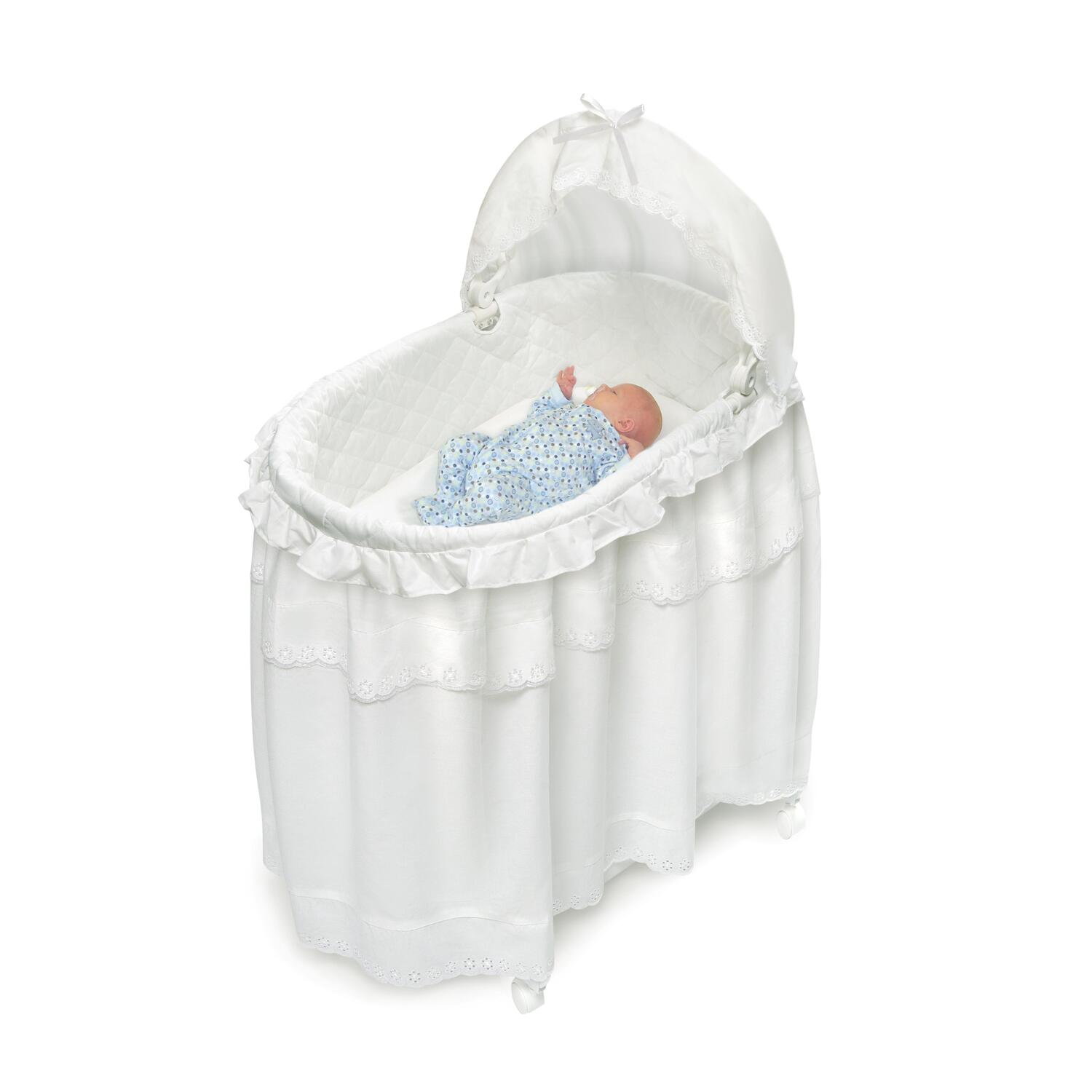 Portable Bassinet N Cradle With Toybox Base From 82 80