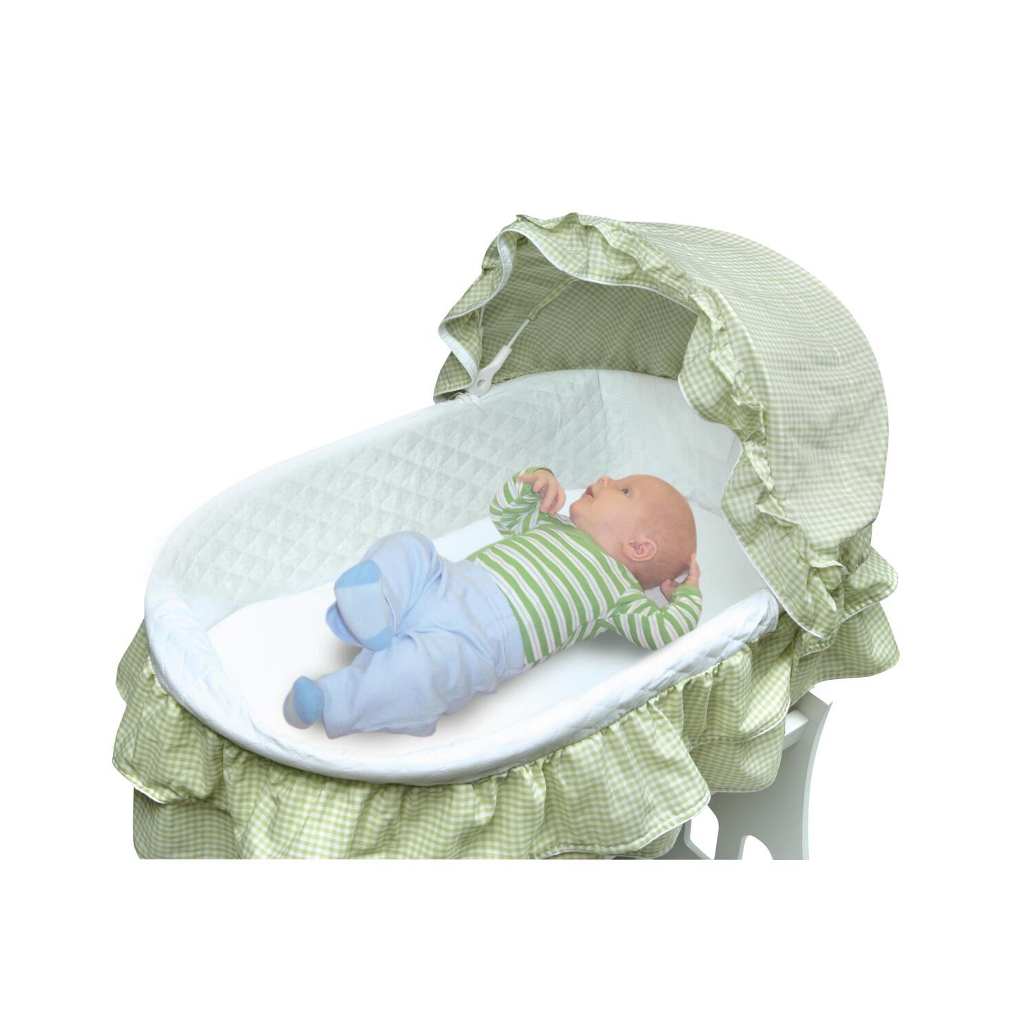 how to fix a bassinet