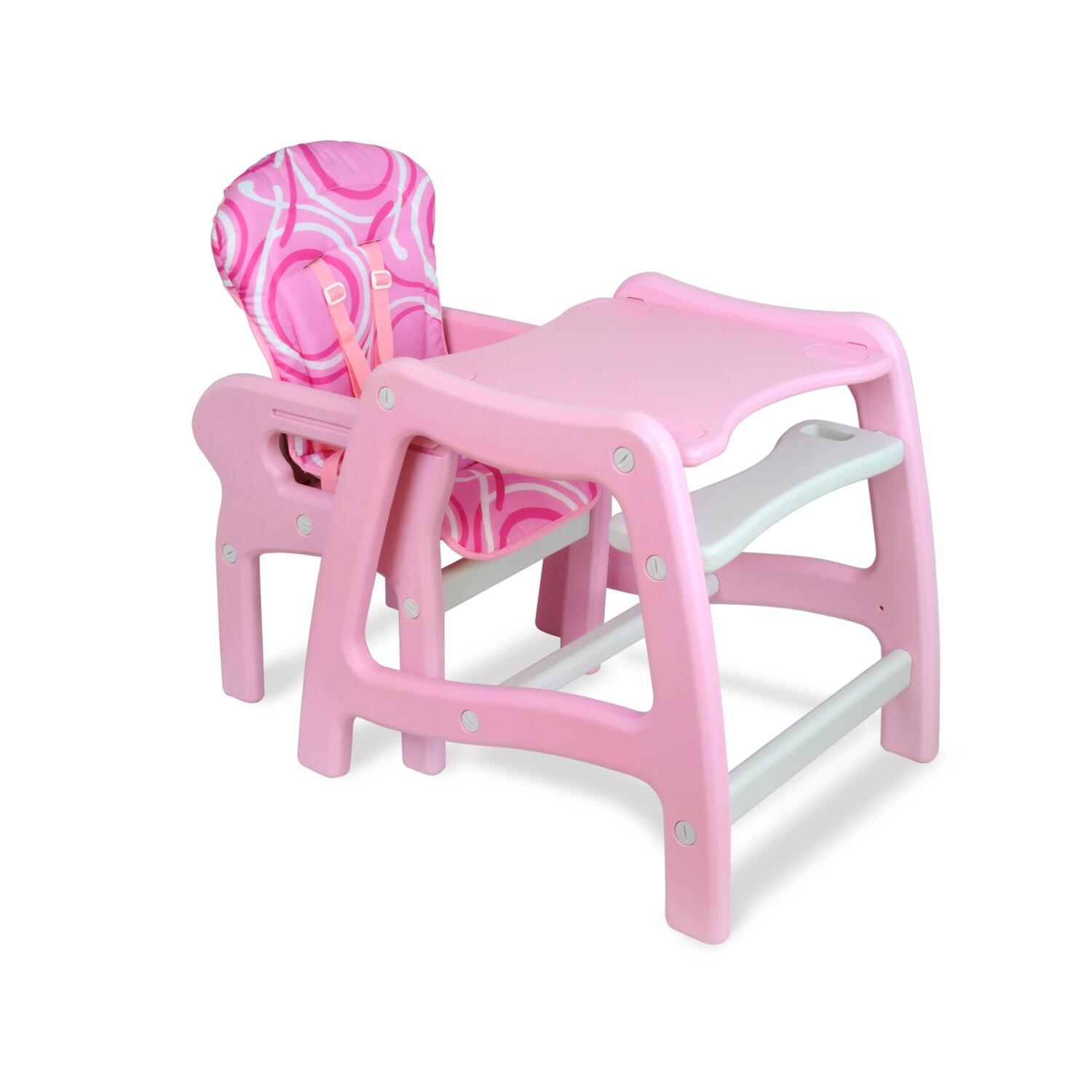 Badger Basket Envee Baby High Chair With Playtable From 129 35 To 147 84 Ojcommerce