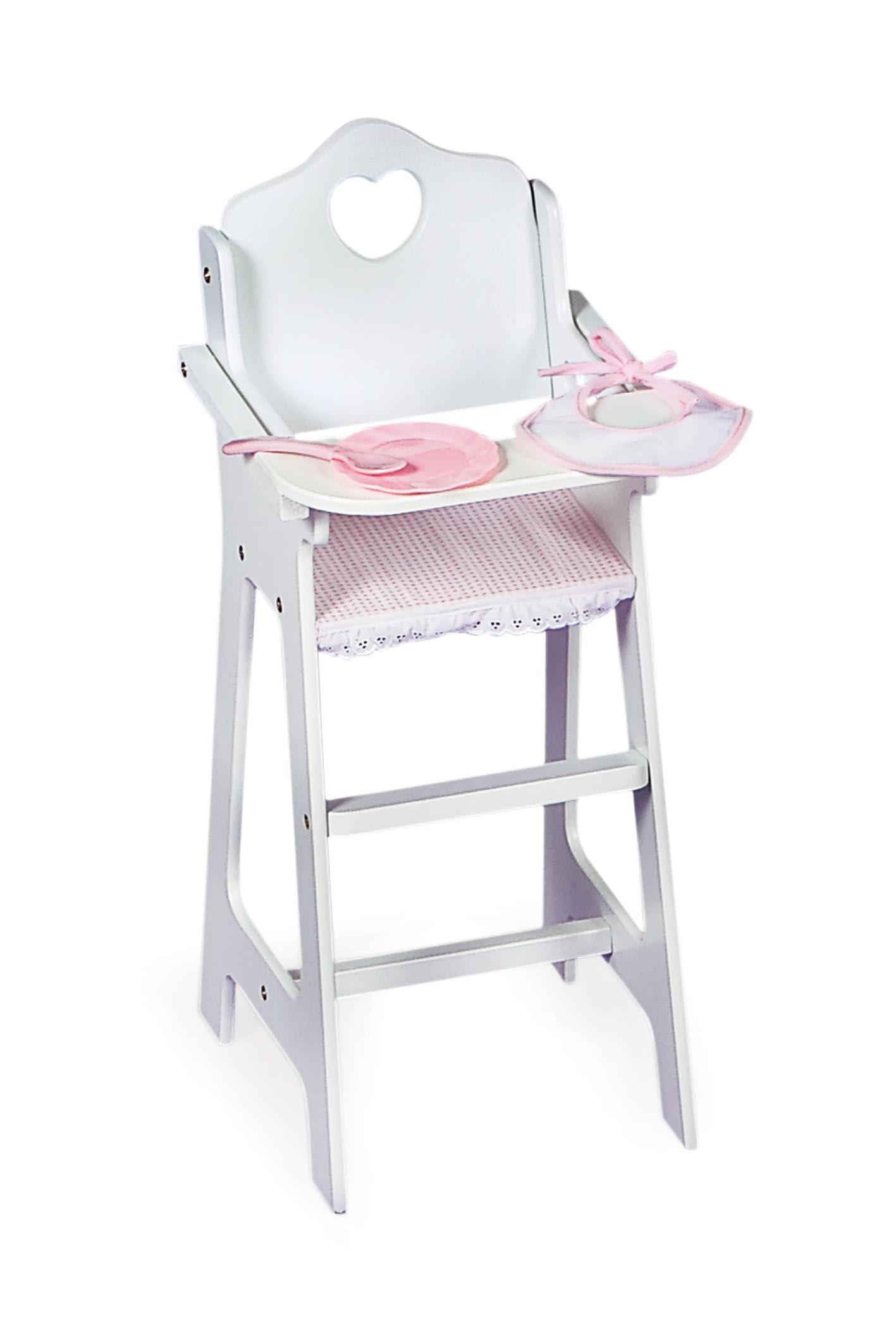 Baby Doll High Chair