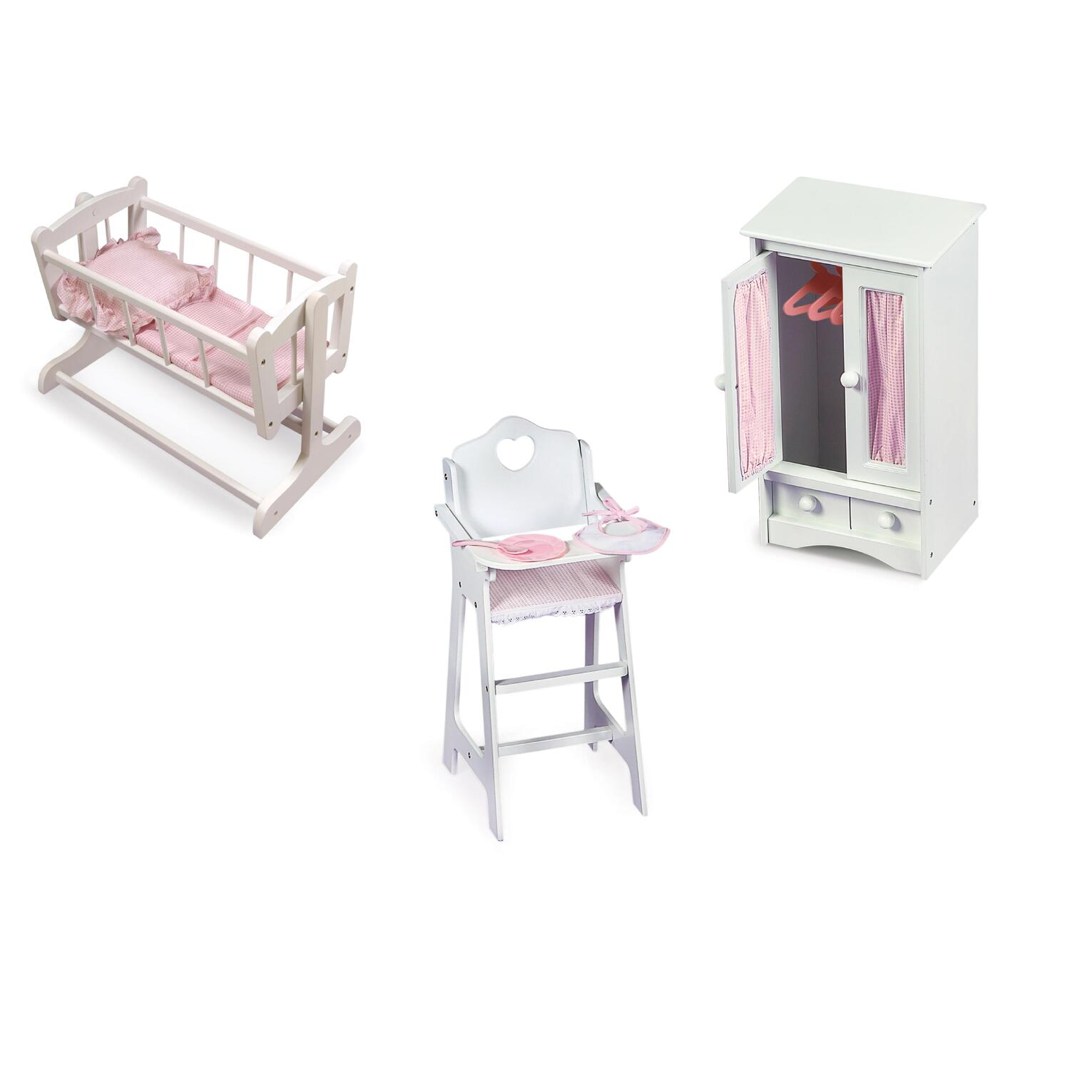 Heirloom Doll Furniture Set - From $139.99 to $173.99 | OJCommerce