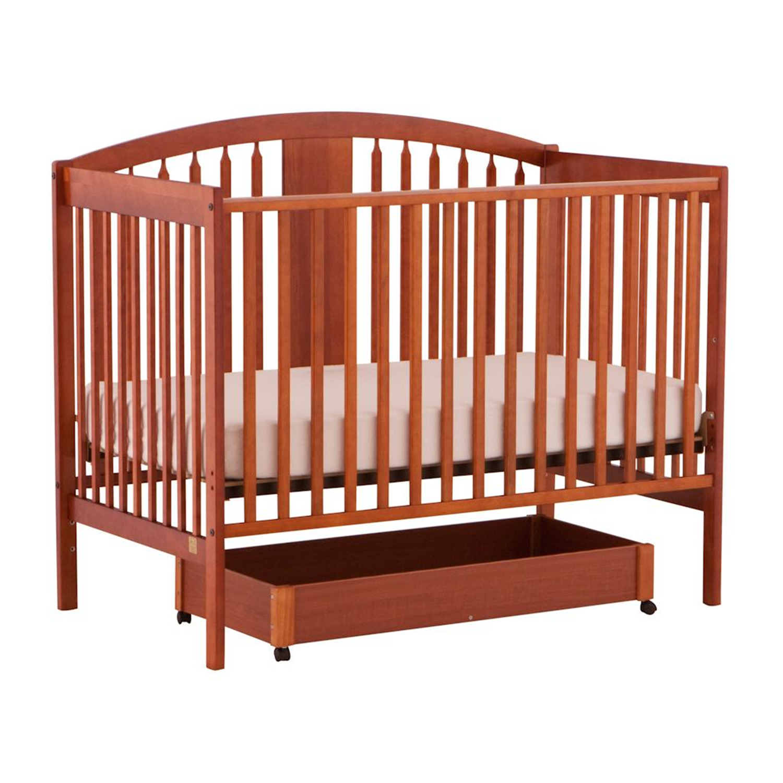 Stork Craft Hollie Fixed Side Convertible Crib Ojcommerce