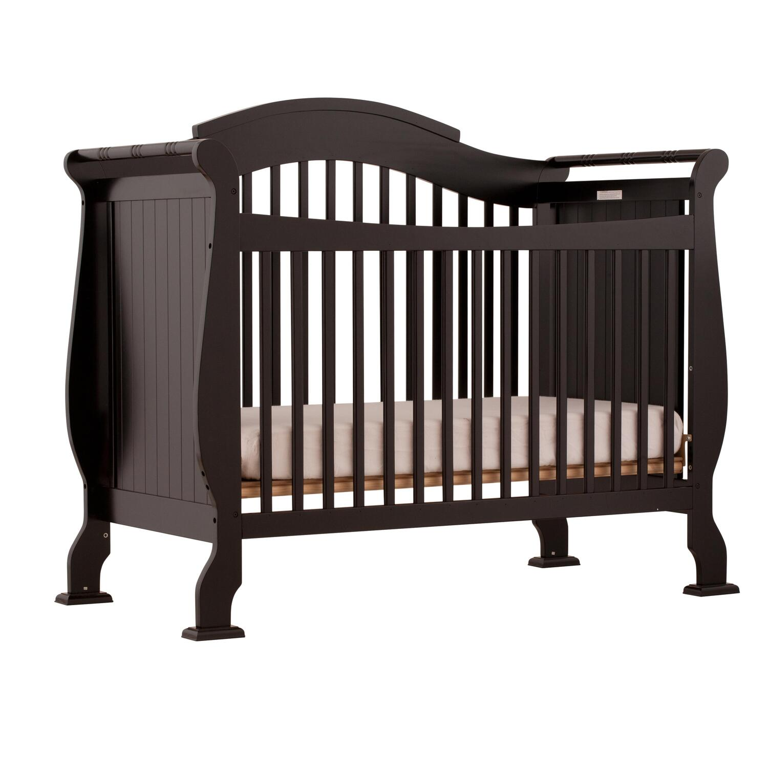 Stork Craft Valentia Fixed Side Convertible Crib Ojcommerce