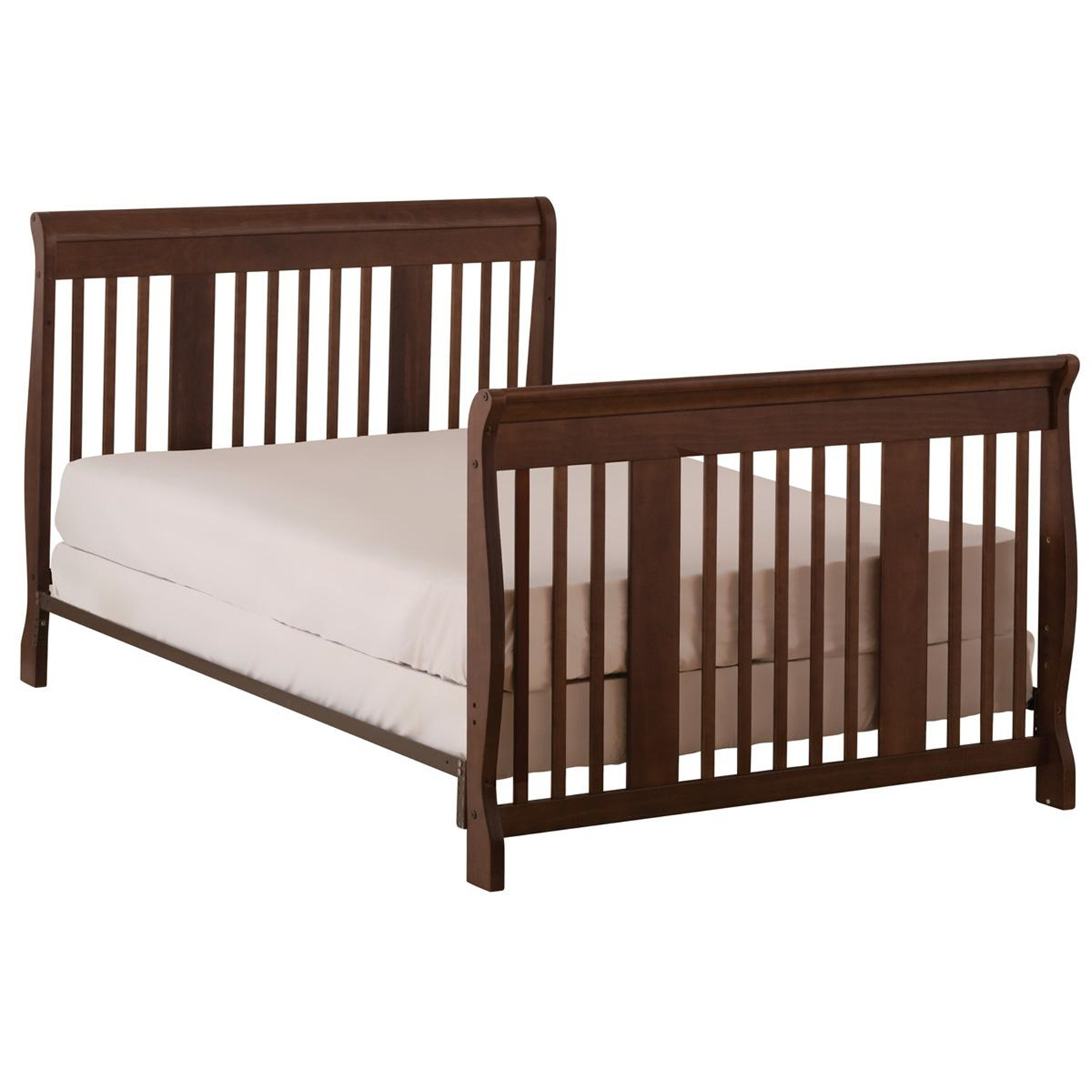 stork craft tuscany 4 in 1 fixed side convertible crib from to ojcommerce. Black Bedroom Furniture Sets. Home Design Ideas