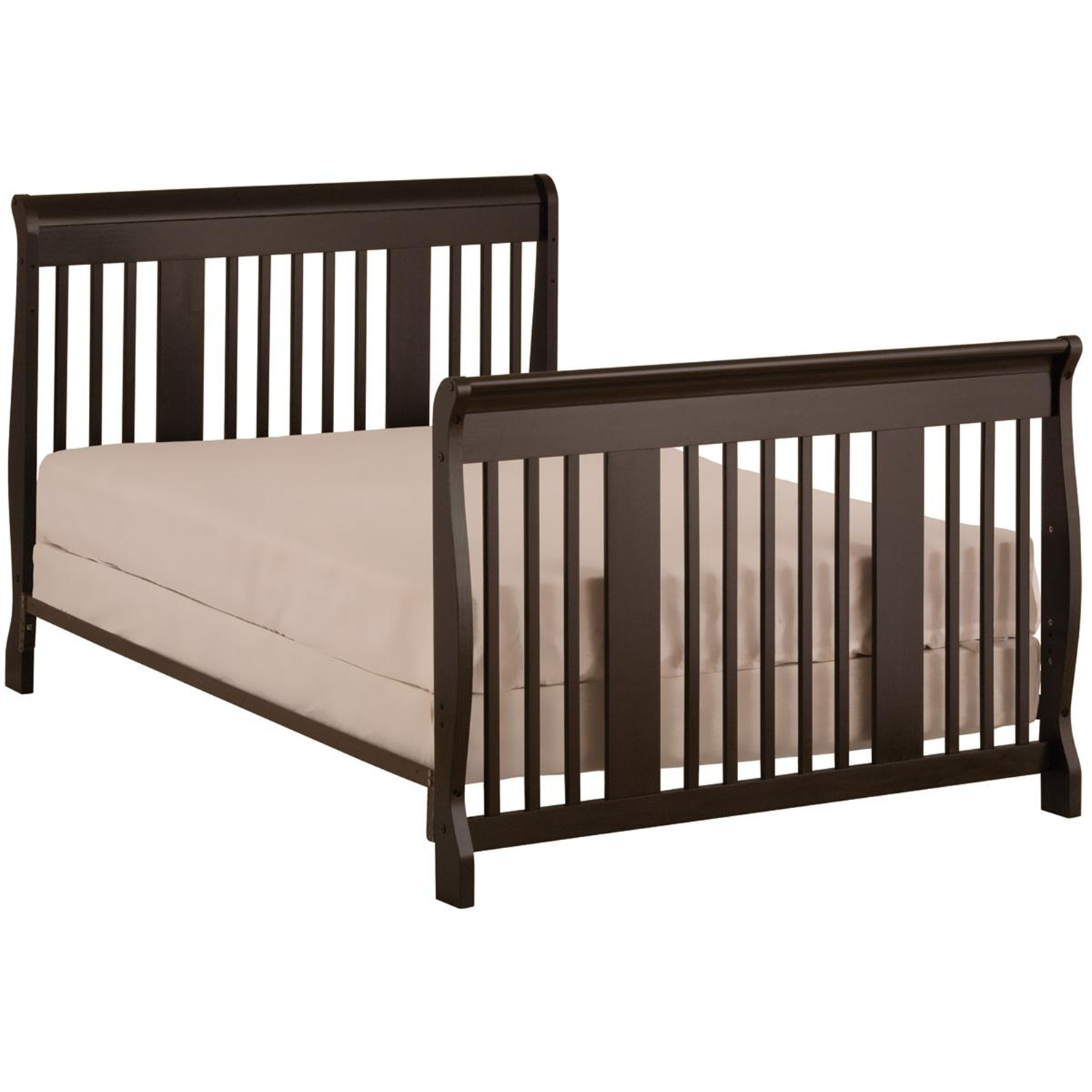 Superbe Stork Craft Tuscany 4 In 1 Fixed Side Convertible Crib   From $260.55 To  $304.99 | OJCommerce