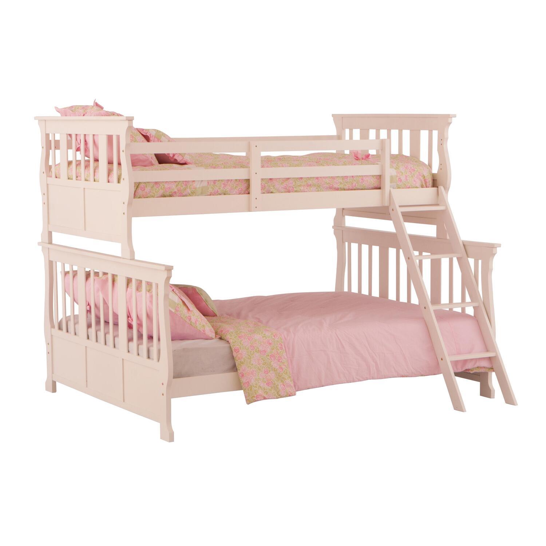 Carrara Twin Double Bunk Bed OJCommerce