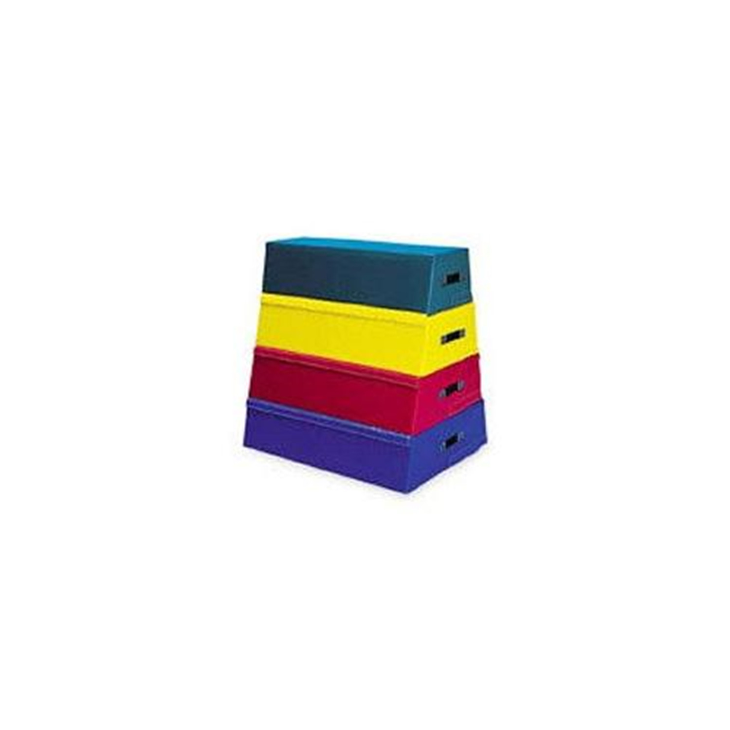Trapezoid Foam Vaulting Box - [1041637]