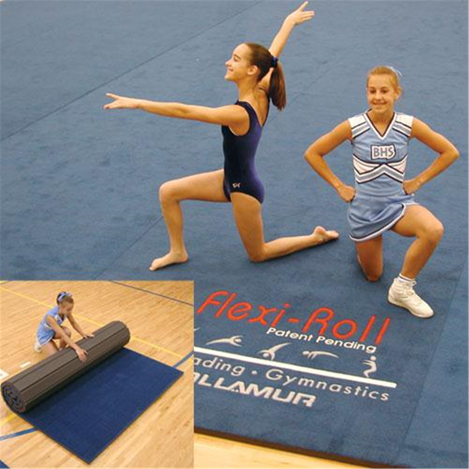 6' x 42' Flexi-Roll® Foam Roll - [1048155FR]