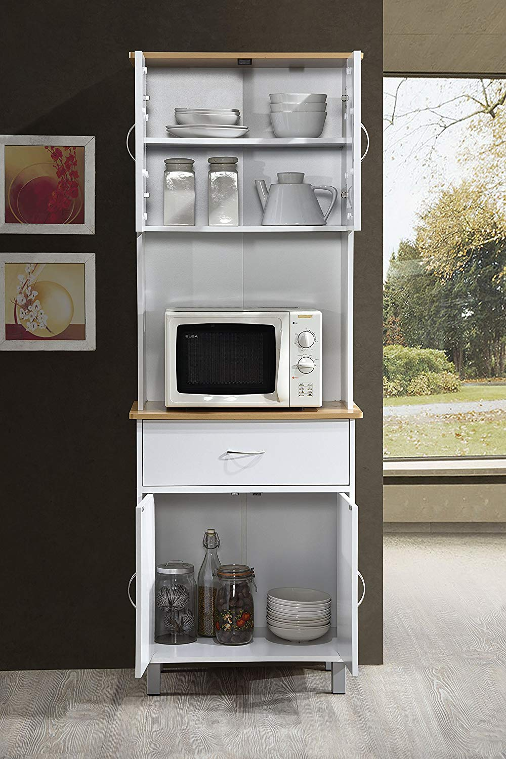 Hodedah Kitchen Cabinet - From $149.0100 to $185.9900 ...