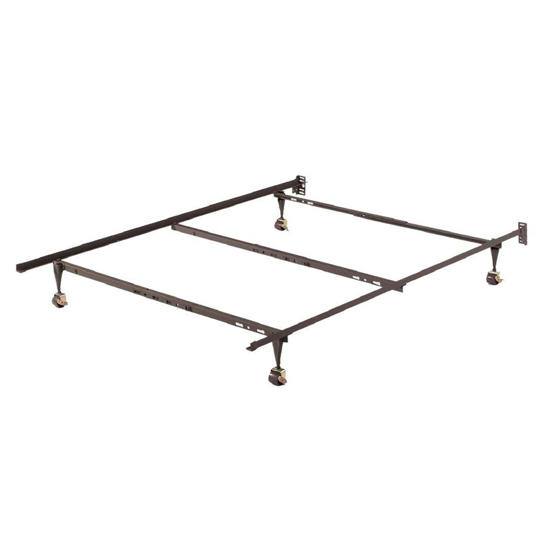 Adjustable Metal Bed Frame Ojcommerce