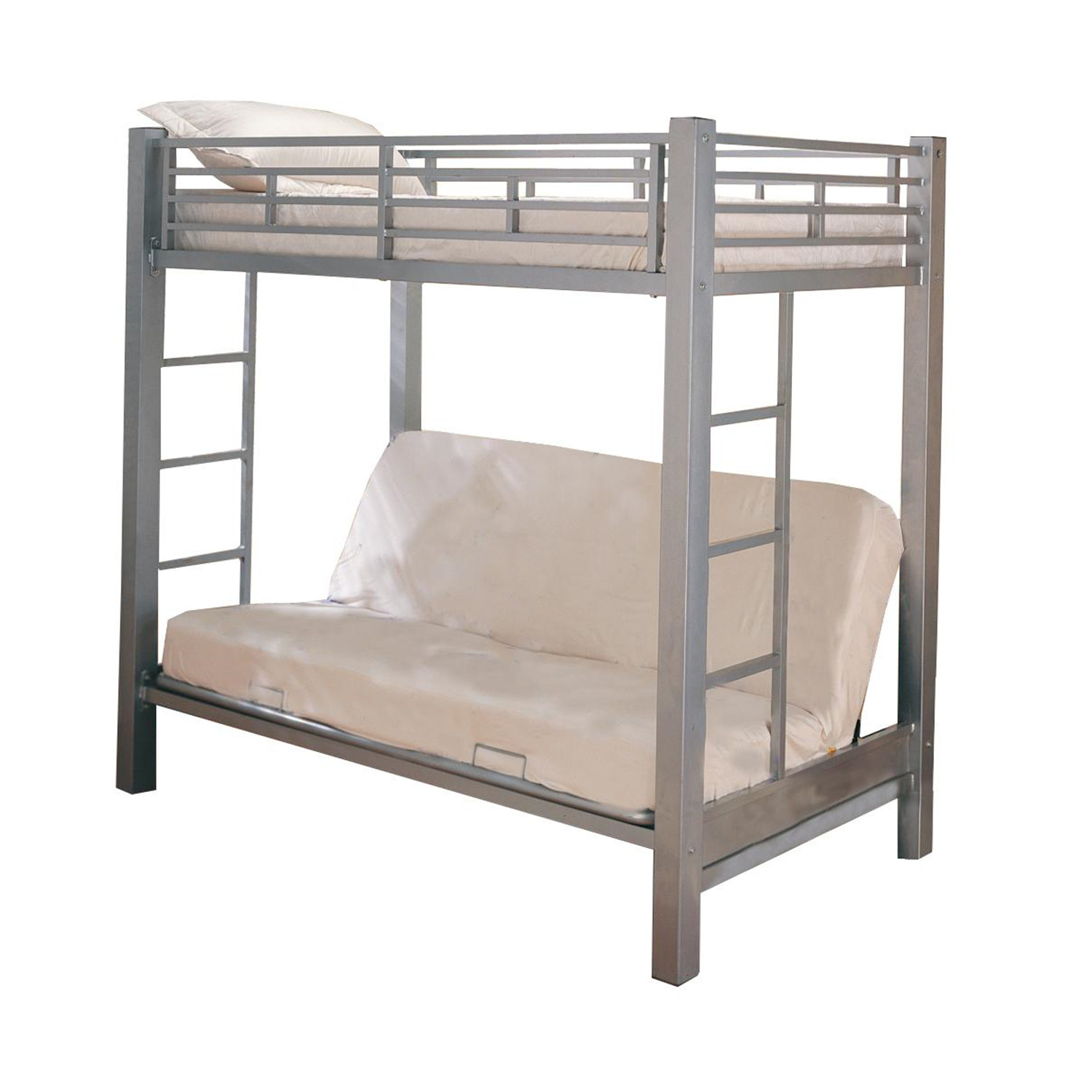 Piece Bunk Bed Full