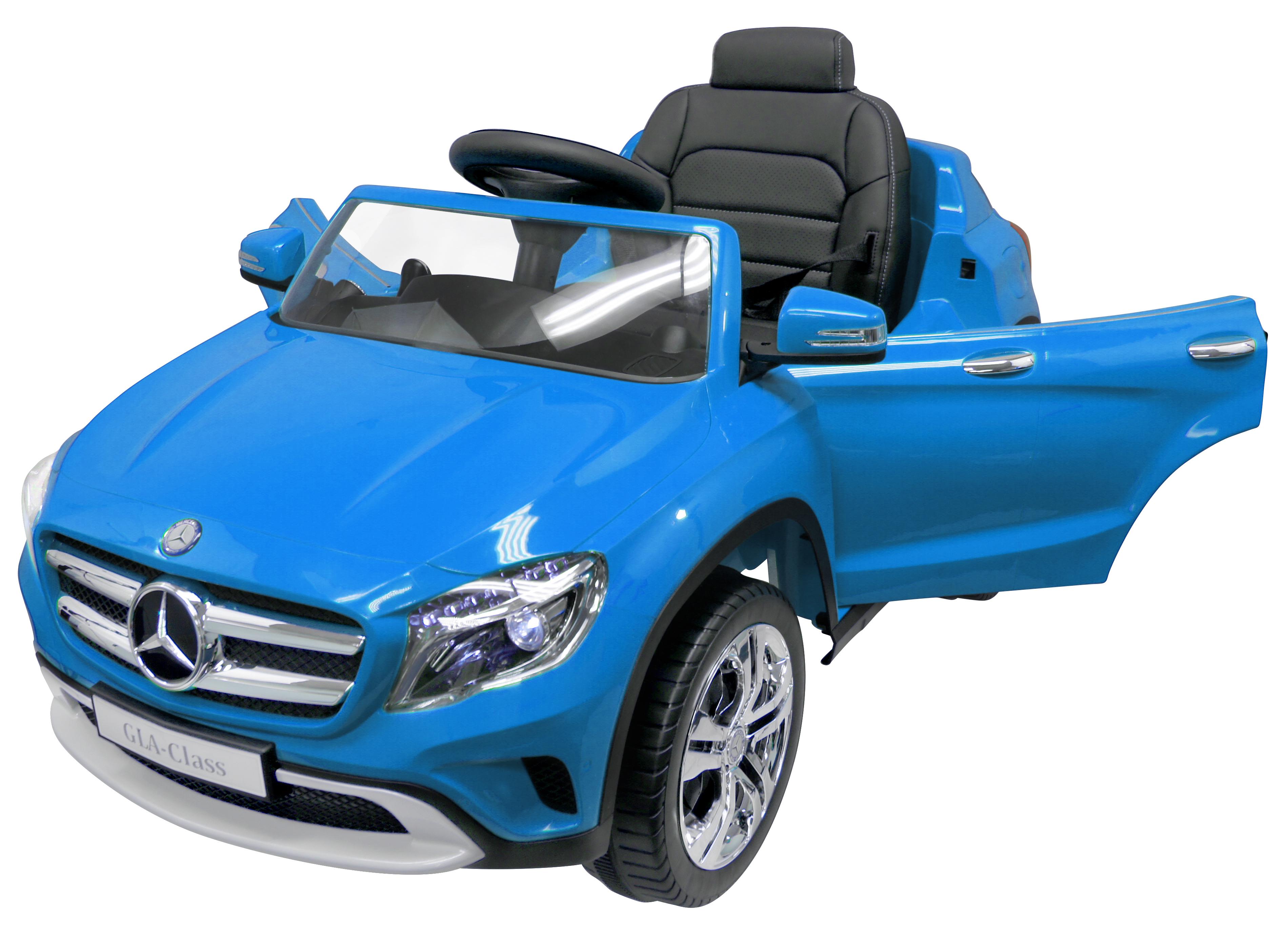 Best Ride On Cars MERCEDES GLA 12v Blue For Sale Online