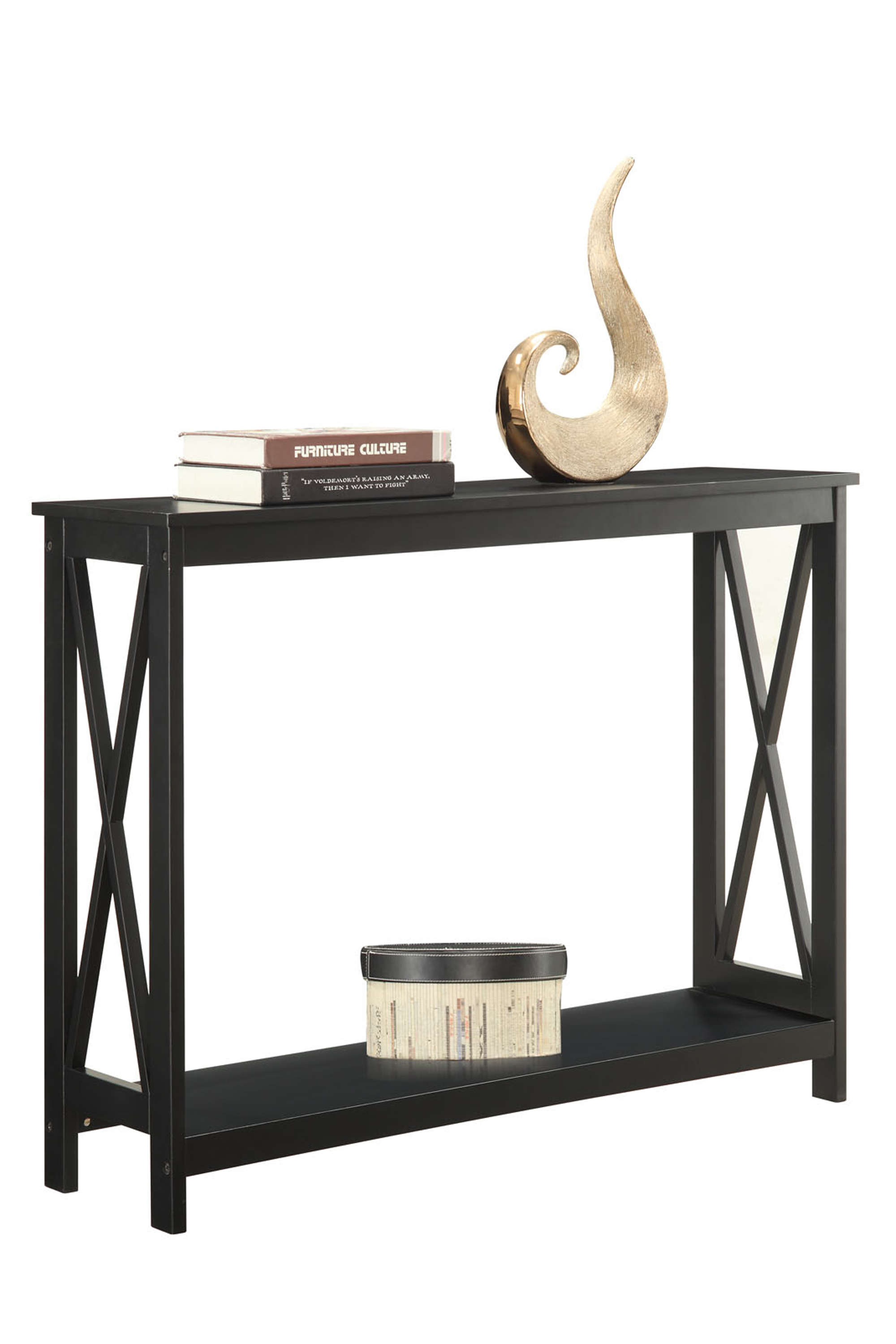 Oxford console table ojcommerce for Table exterieur oxford