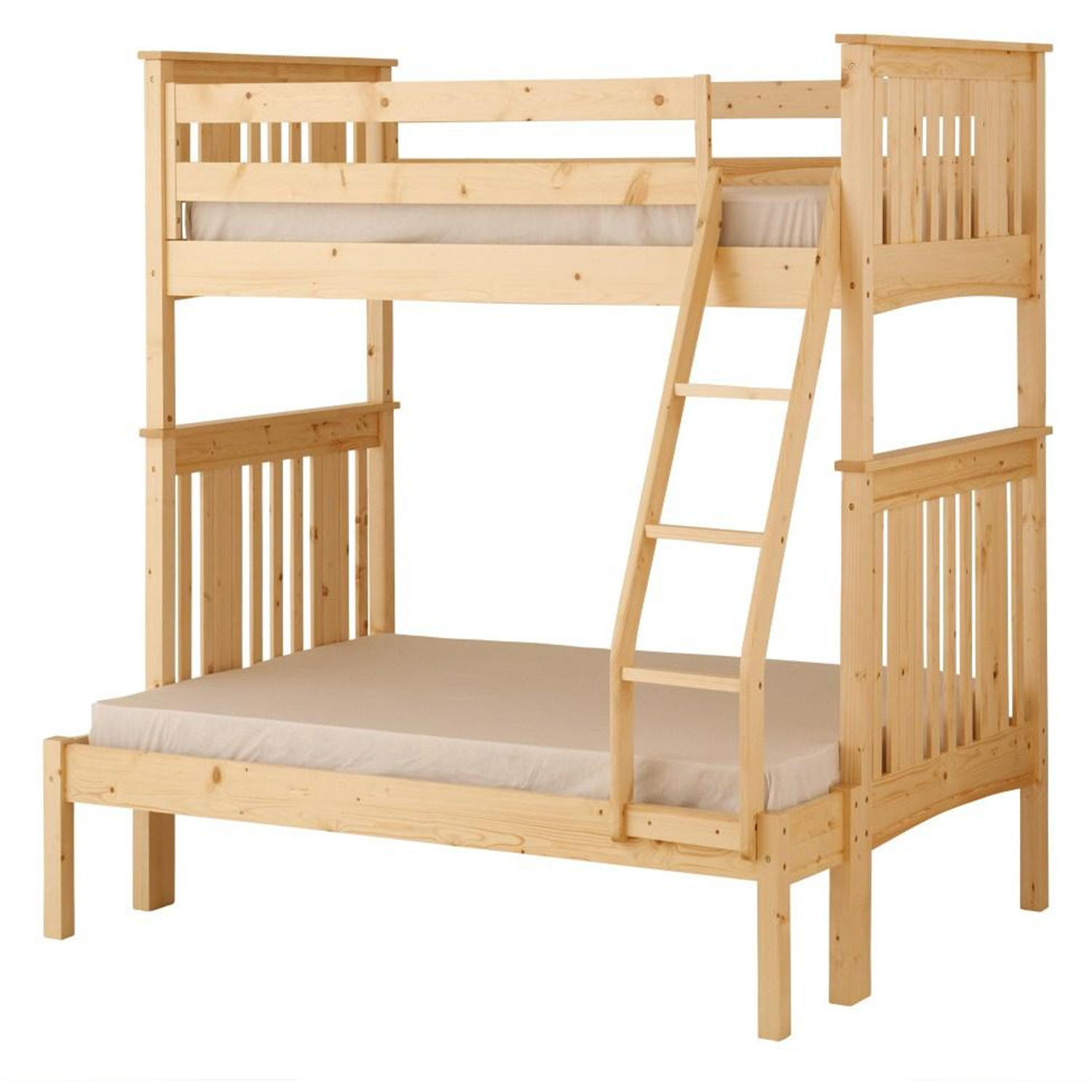Canwood Base Camp Twin Over Twin Bunk Bed