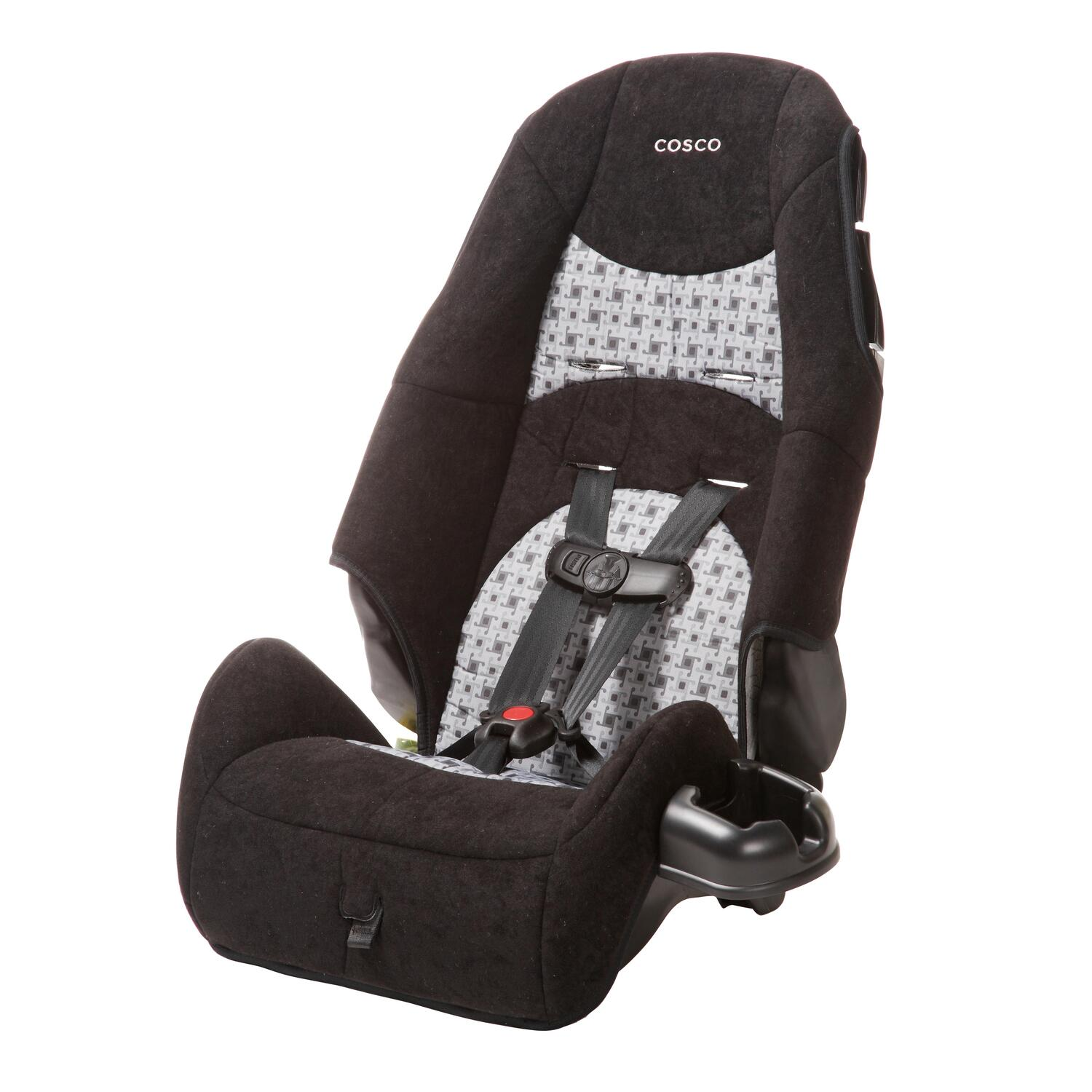 cosco high back booster car seat from to ojcommerce. Black Bedroom Furniture Sets. Home Design Ideas