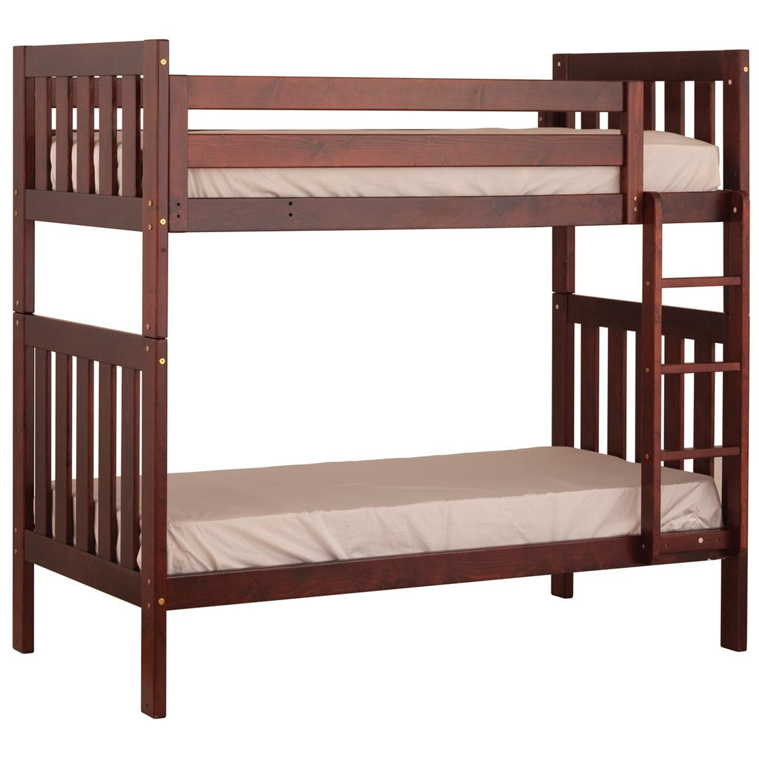 Canwood Alpine Ii Twin Over Twin Bunk Bed From 732 99