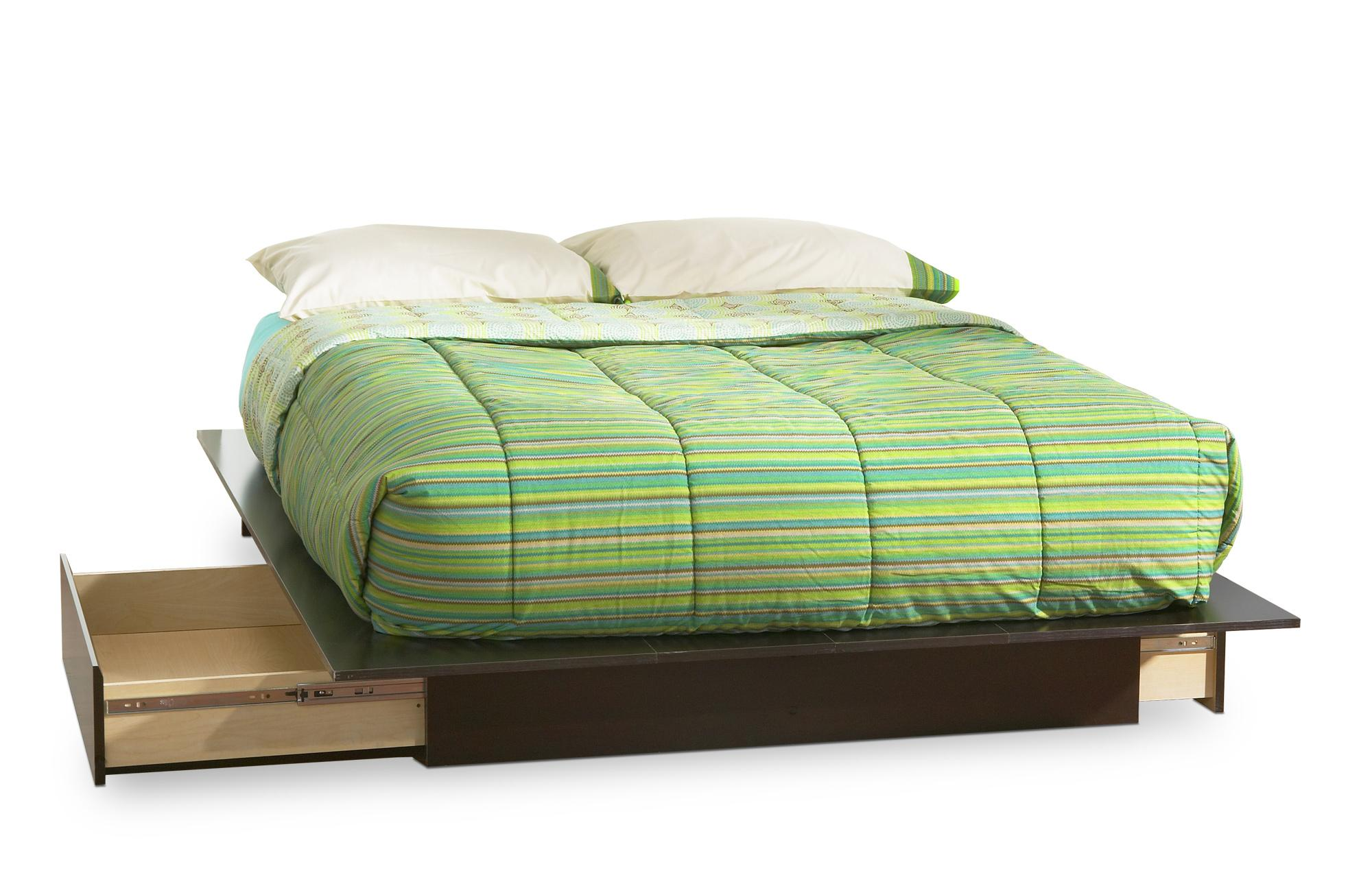 South Shore Queen Bed With Storage