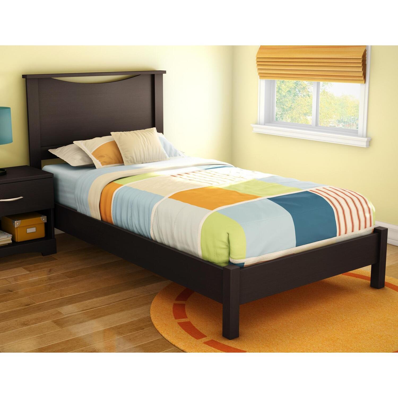 libra twin bed headboard ojcommerce. Black Bedroom Furniture Sets. Home Design Ideas
