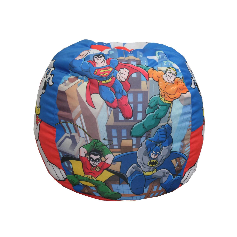 Warner Brothers DC Super Friends Mini Heroes Bean Bag at Sears.com