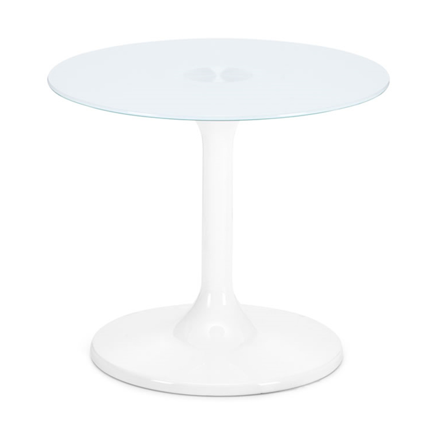 Zuo Universe Side Table Frosted Frosted