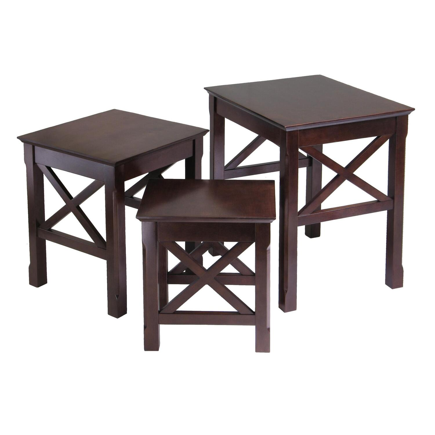 Xola 3pc Nesting Table Ojcommerce