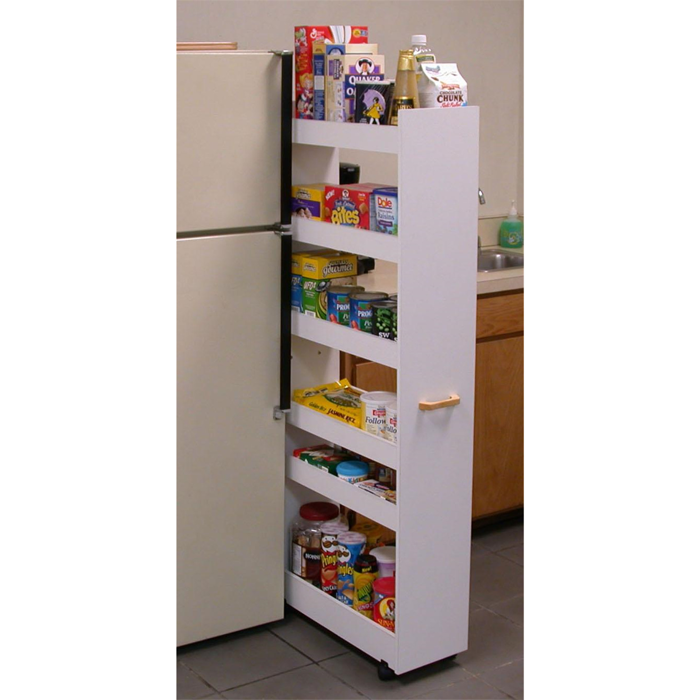 Thin Man Pantry Cabinet Ojcommerce