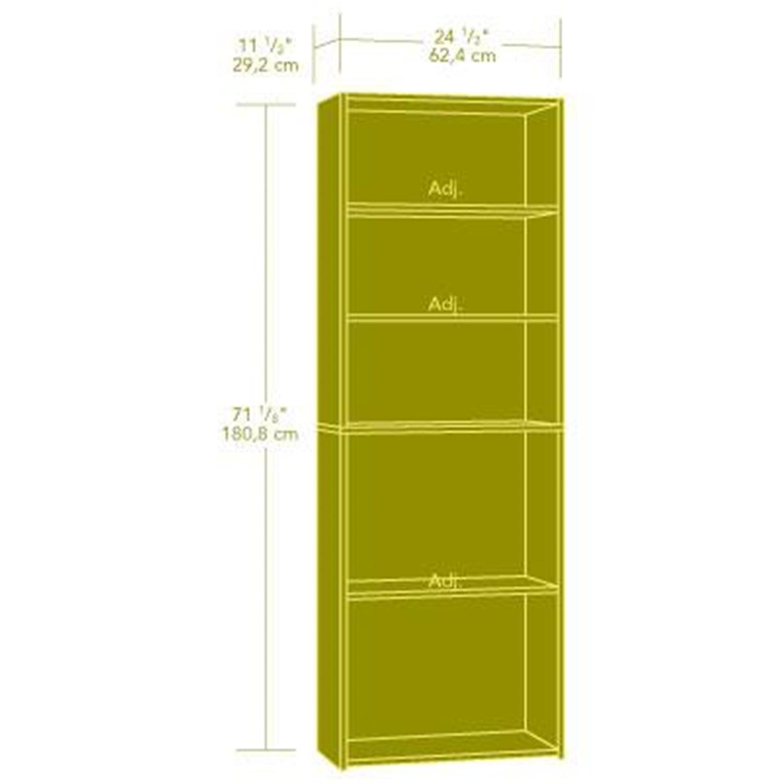Sauder Beginnings 5 Shelf Bookcase From 66 58 To 66 95
