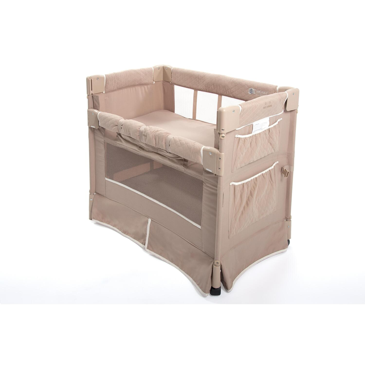 Arm 39 S Reach Mini Classic Co Sleeper Bassinet Ojcommerce