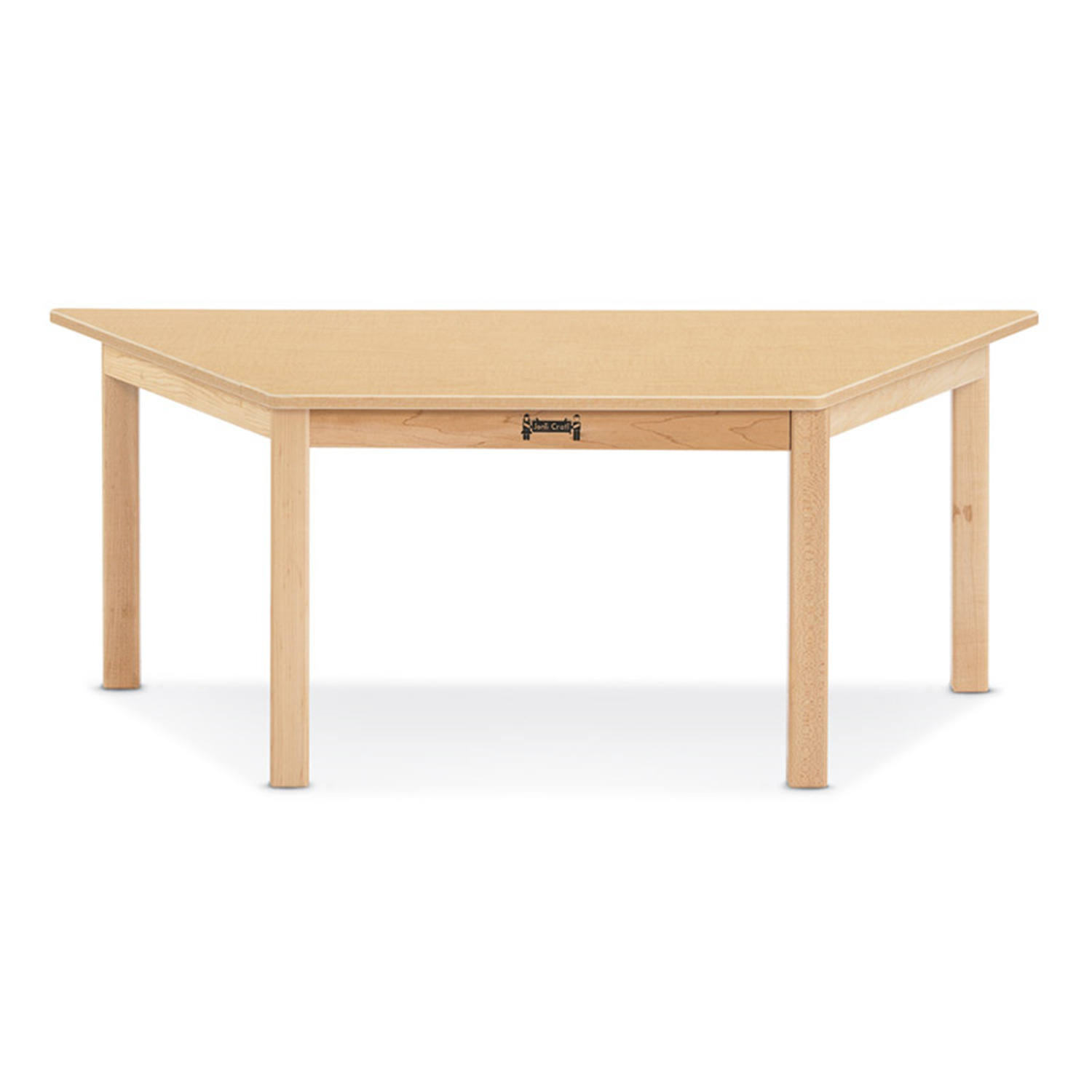 Multi-purpose Trapezoid Table - Maple - [53310JC]