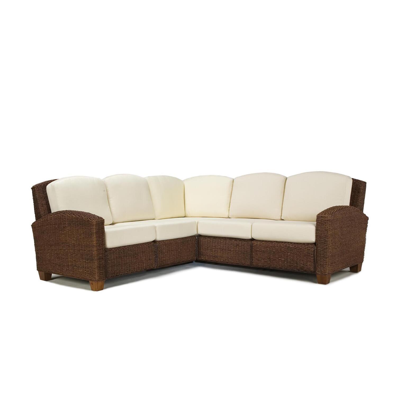Cabana banana l shape sectional sofa ojcommerce for Sofas con shenlong