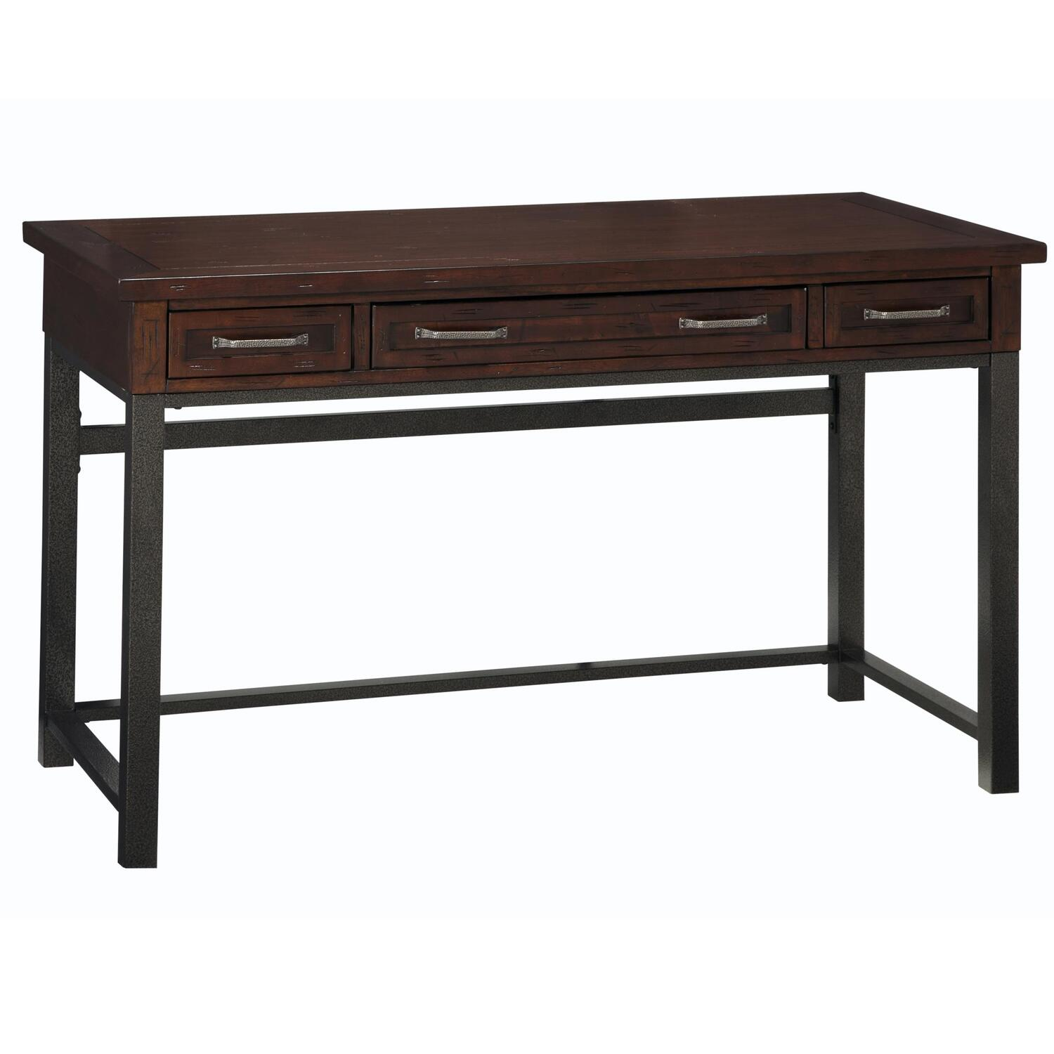 Desk Styles home styles cabin creek executive deskoj commerce 5411-15