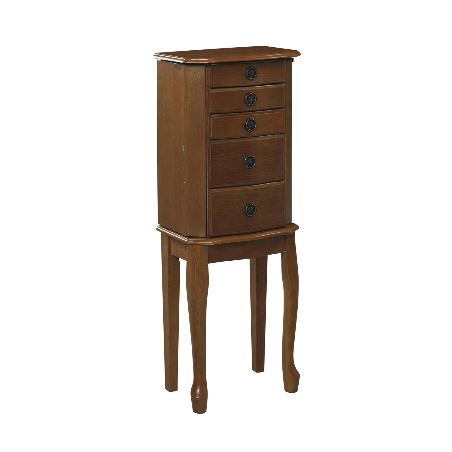 Cherry Jewelry Armoire 28 Images Shop Monarch Specialties Antique Cherry Floorstanding