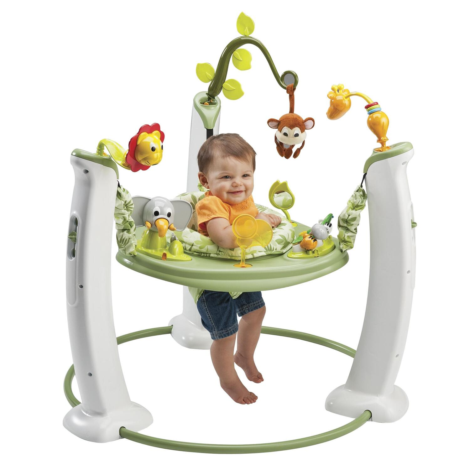 a3aea0837 Evenflo Exersaucer Jump   Learn Stationary Jumper -  89.99