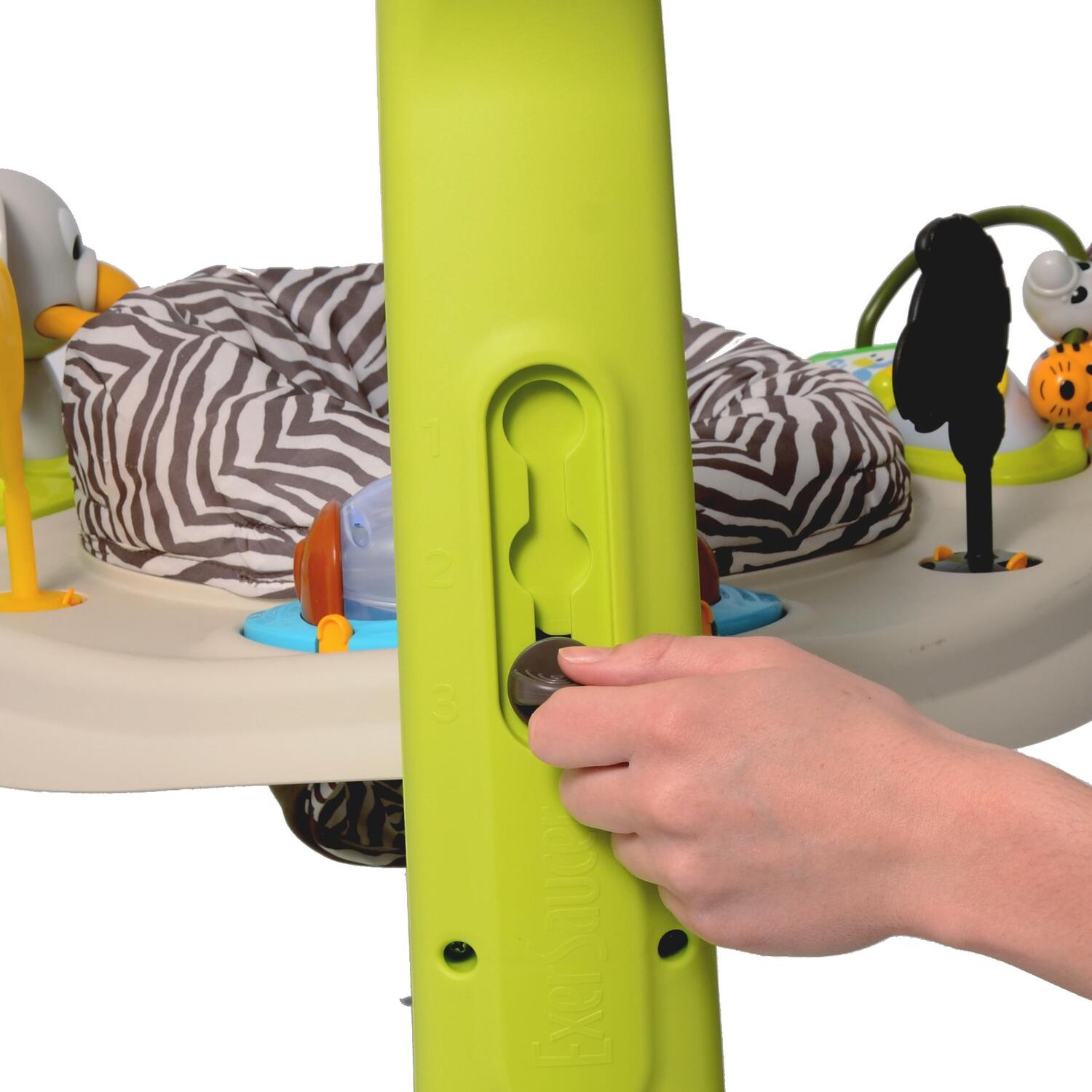 Evenflo exersaucer jump and learn stationary jumper reviews