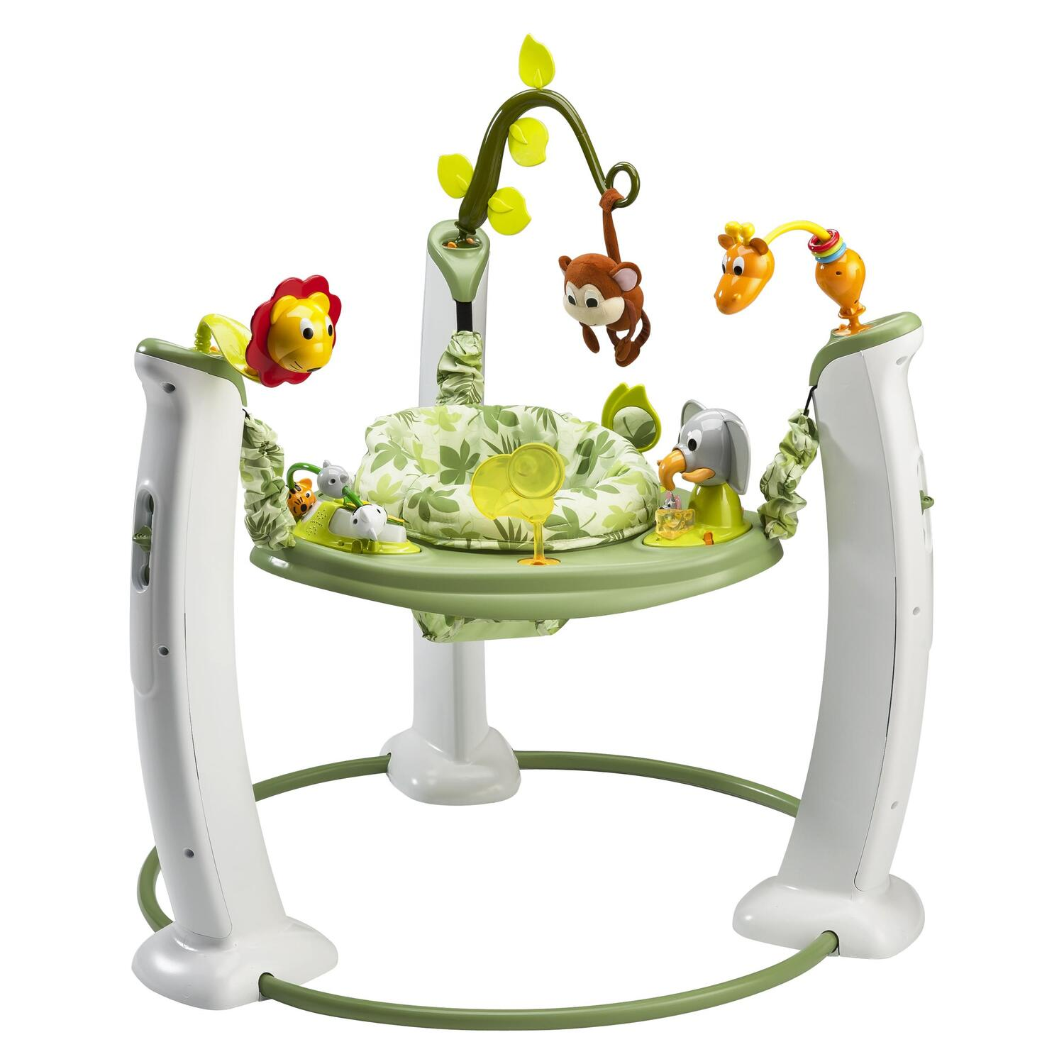 Exersaucer 174 Jump Amp Learn Stationary Jumper Ojcommerce