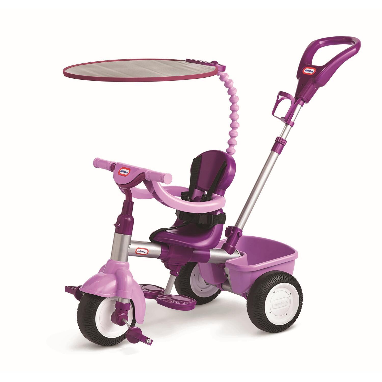 little tikes 3 in 1 trike girl 39 s version ojcommerce. Black Bedroom Furniture Sets. Home Design Ideas