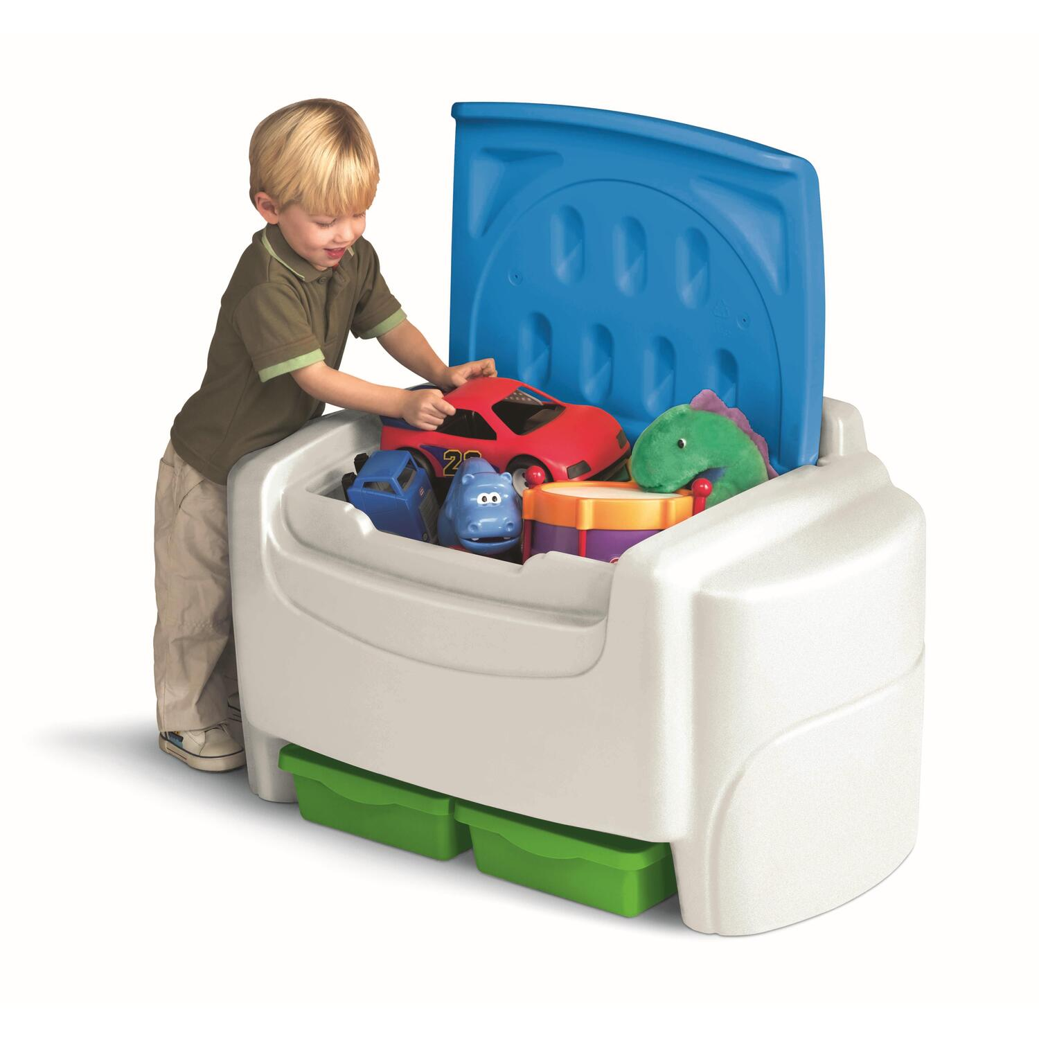 Little Tikes Bright 'n Bold™ Toy Chest by OJ Commerce 621055 - $74 ...