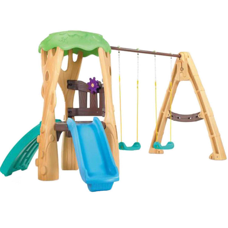 Little Tikes Tree House Swing Set Ojcommerce