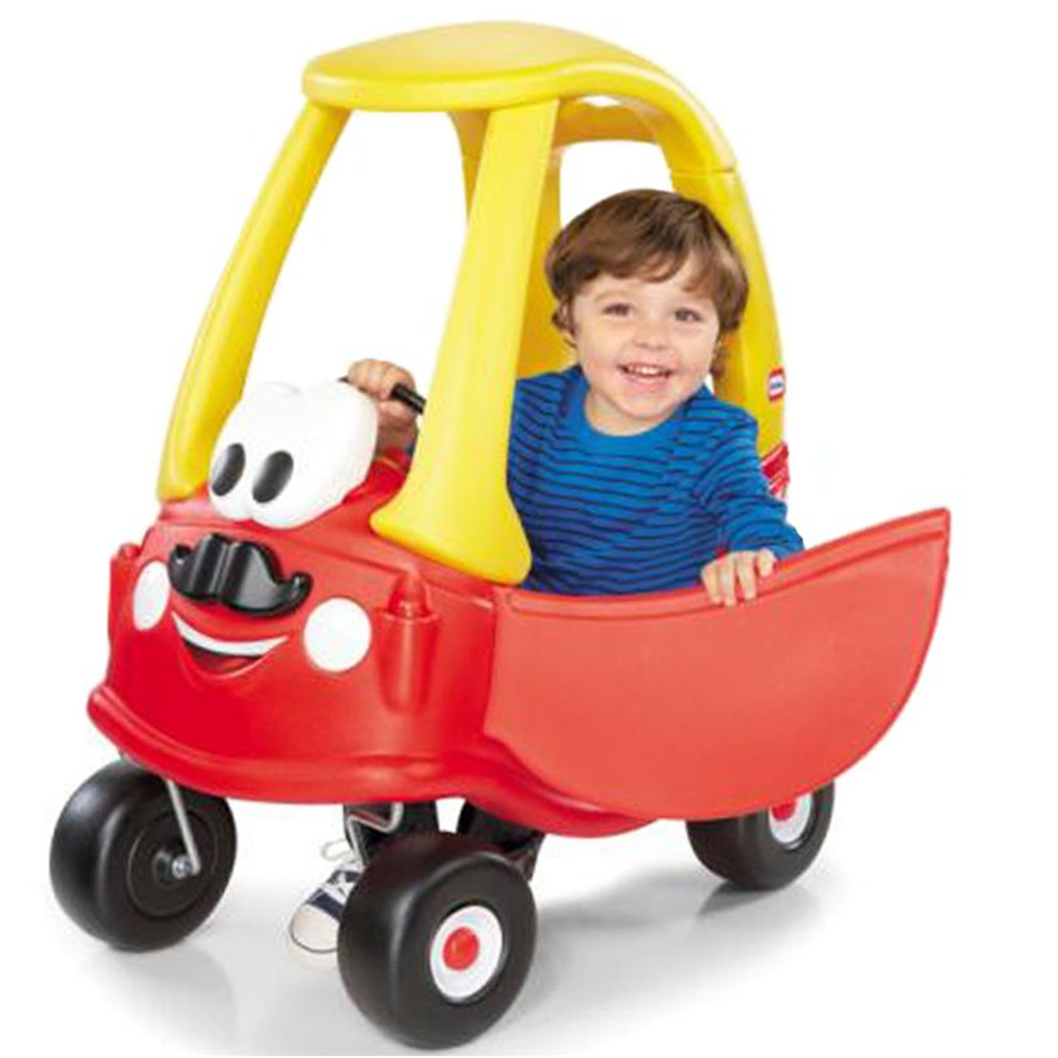 Little tikes mr cozy coupe ojcommerce for Little tikes motorized vehicles