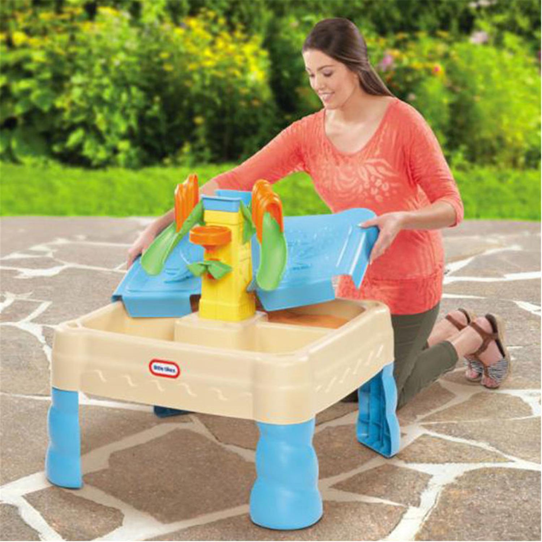 Little Tikes 635311M Little Tikes Sandy Lagoon Waterpark™ (refresh) -> Kuchnie Dla Dzieci Little Tikes
