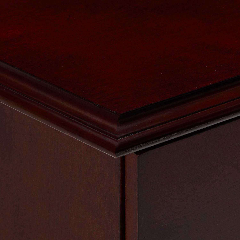 Z Line Designs 2 Drawer Cherry Vertical File 182 9900