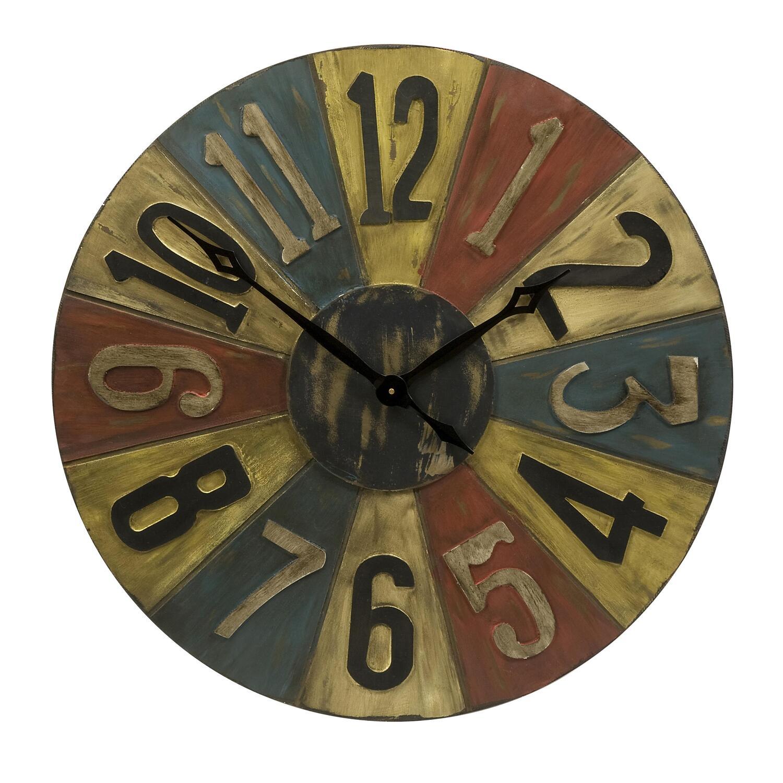 Imax Clarke Game Piece Wall Clock at Sears.com