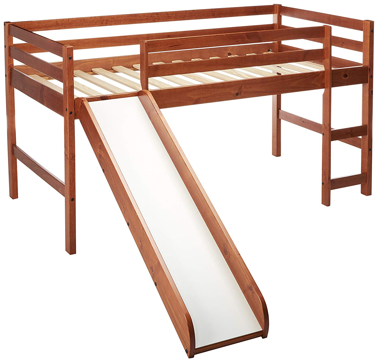 Donco Kids Mission Low Slide Loft Bed From 258 1200 To