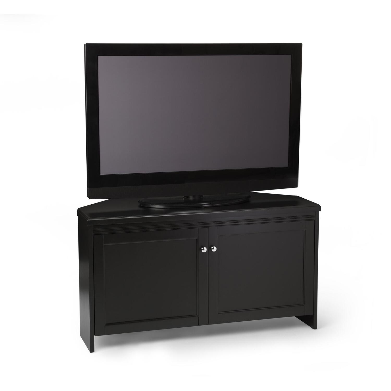 designs2go corner tv stand ojcommerce. Black Bedroom Furniture Sets. Home Design Ideas